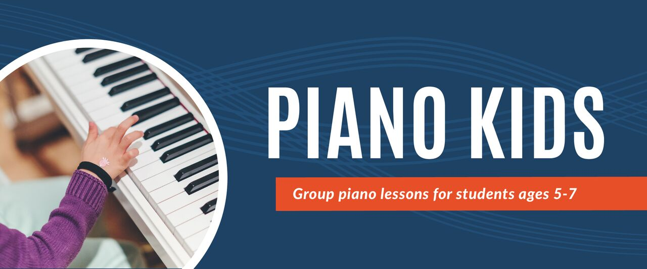 Piano Kids Banner Jso Community Music School